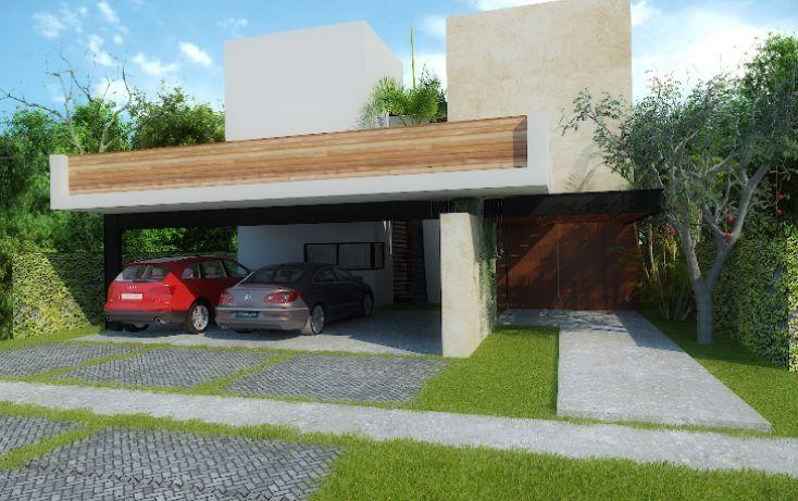 Foto de casa en venta en, santa gertrudis copo, mérida, yucatán, 1381169 no 01
