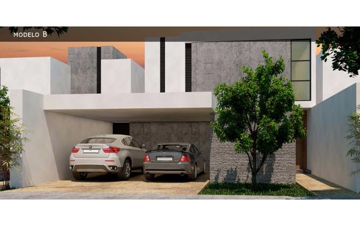 Foto de casa en venta en  , santa gertrudis copo, mérida, yucatán, 1394179 No. 01