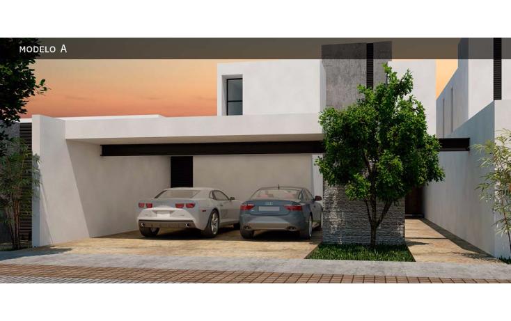 Foto de casa en venta en  , santa gertrudis copo, mérida, yucatán, 1394793 No. 01