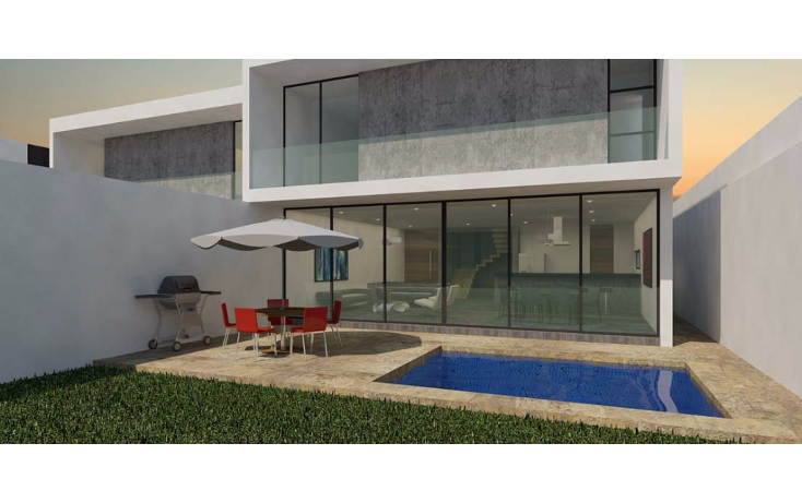 Foto de casa en venta en  , santa gertrudis copo, mérida, yucatán, 1394793 No. 02