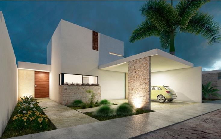 Foto de casa en venta en  , santa gertrudis copo, mérida, yucatán, 1396543 No. 02