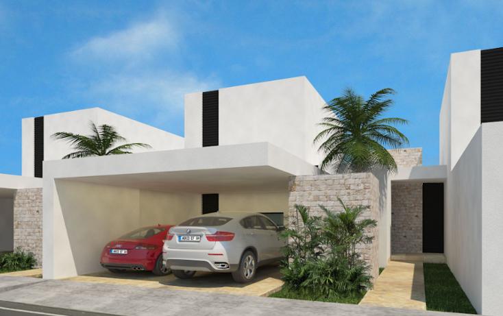 Foto de casa en venta en  , santa gertrudis copo, mérida, yucatán, 1403987 No. 01