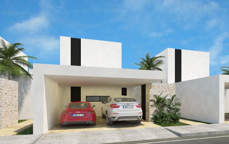 Foto de casa en venta en  , santa gertrudis copo, mérida, yucatán, 1403987 No. 02