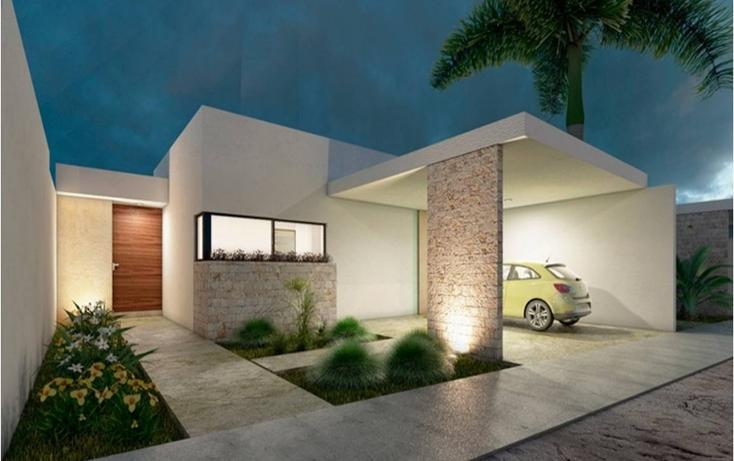 Foto de casa en venta en  , santa gertrudis copo, mérida, yucatán, 1416917 No. 02