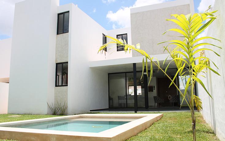 Foto de casa en venta en  , santa gertrudis copo, mérida, yucatán, 1417287 No. 03