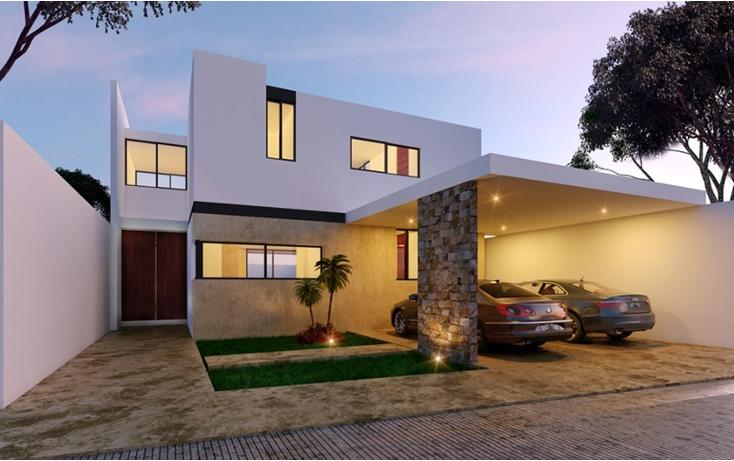 Foto de casa en venta en  , santa gertrudis copo, mérida, yucatán, 1420359 No. 01