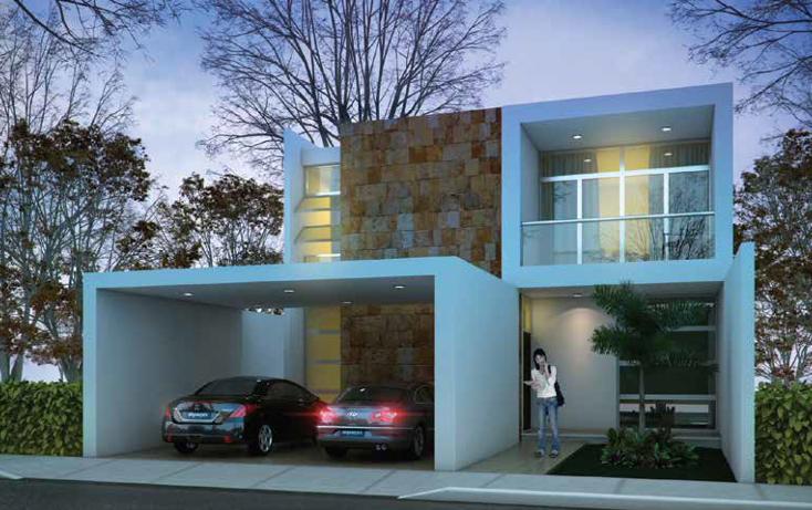 Foto de casa en venta en  , santa gertrudis copo, mérida, yucatán, 1423149 No. 02