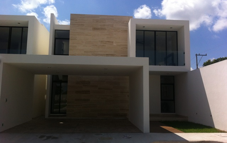 Foto de casa en venta en  , santa gertrudis copo, m?rida, yucat?n, 1423715 No. 01