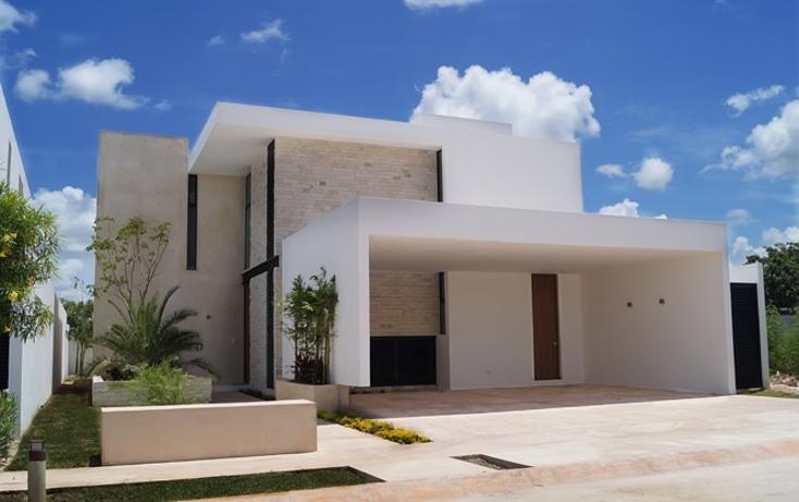 Foto de casa en venta en  , santa gertrudis copo, m?rida, yucat?n, 1452271 No. 01