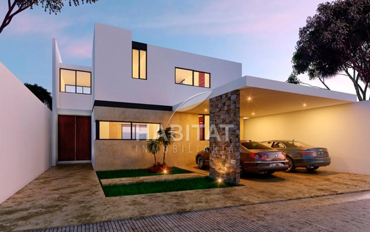 Foto de casa en venta en  , santa gertrudis copo, mérida, yucatán, 1461883 No. 01