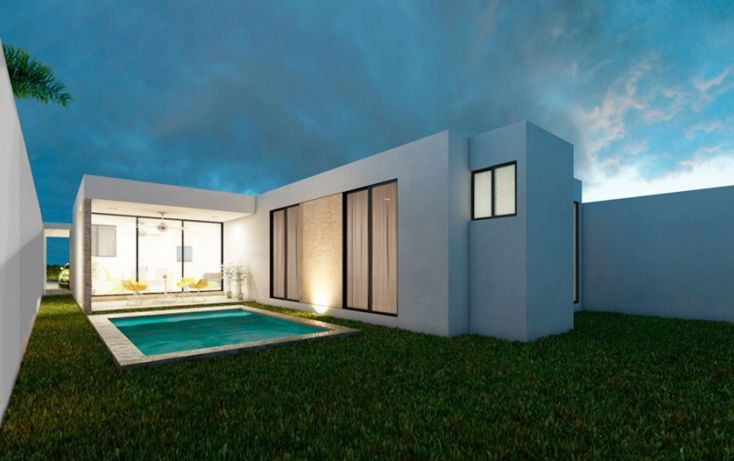 Foto de casa en condominio en venta en, santa gertrudis copo, mérida, yucatán, 1462589 no 02