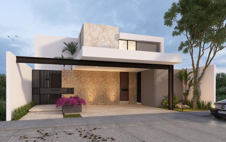 Foto de casa en venta en  , santa gertrudis copo, mérida, yucatán, 1466493 No. 01
