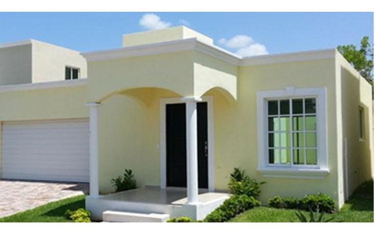 Foto de casa en venta en  , santa gertrudis copo, m?rida, yucat?n, 1467713 No. 01