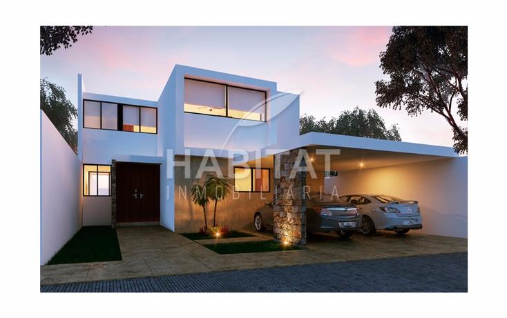 Foto de casa en venta en  , santa gertrudis copo, mérida, yucatán, 1470269 No. 01