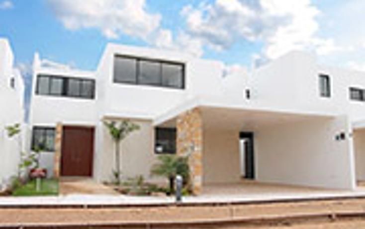 Foto de casa en venta en  , santa gertrudis copo, mérida, yucatán, 1477989 No. 01
