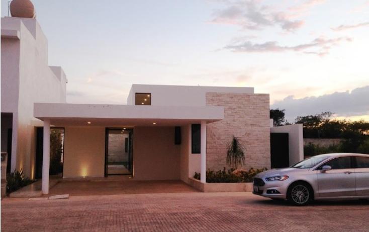 Foto de casa en venta en  , santa gertrudis copo, mérida, yucatán, 1478325 No. 01
