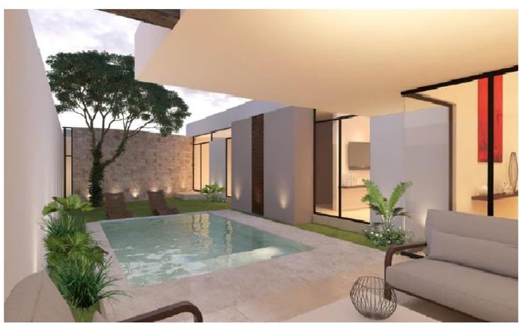 Foto de casa en venta en  , santa gertrudis copo, mérida, yucatán, 1478325 No. 04