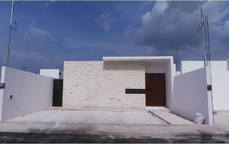 Foto de casa en venta en  , santa gertrudis copo, mérida, yucatán, 1478597 No. 01