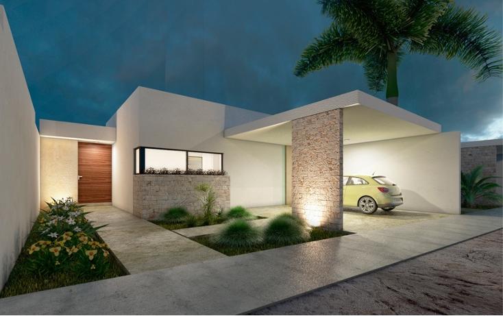 Foto de casa en venta en  , santa gertrudis copo, mérida, yucatán, 1480627 No. 01
