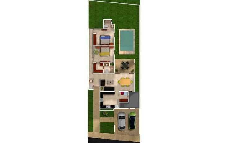 Foto de casa en venta en  , santa gertrudis copo, mérida, yucatán, 1480627 No. 04