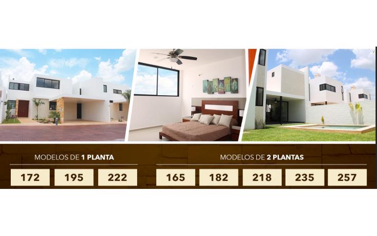 Foto de casa en venta en  , santa gertrudis copo, mérida, yucatán, 1484645 No. 03