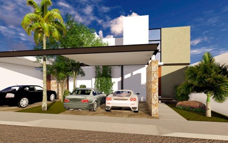 Foto de casa en venta en  , santa gertrudis copo, mérida, yucatán, 1495679 No. 01