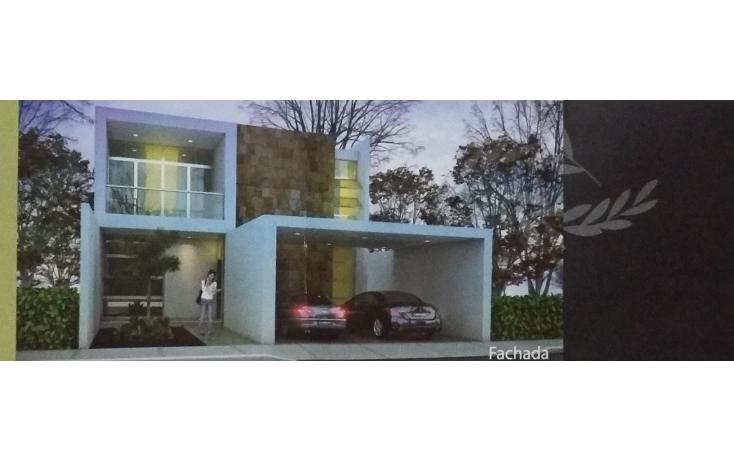 Foto de casa en venta en  , santa gertrudis copo, m?rida, yucat?n, 1499669 No. 01