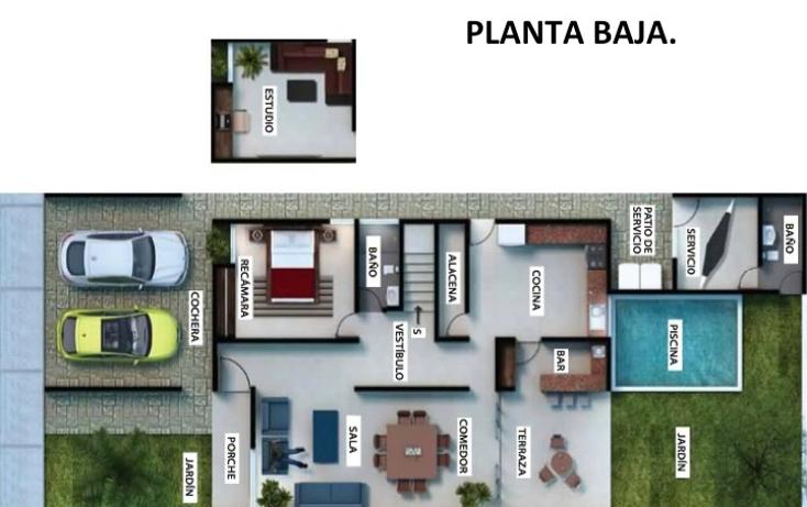 Foto de casa en venta en  , santa gertrudis copo, mérida, yucatán, 1501443 No. 02