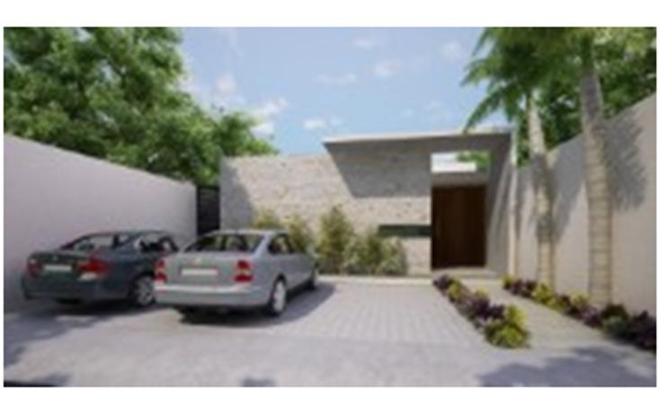 Foto de casa en venta en  , santa gertrudis copo, mérida, yucatán, 1502291 No. 01