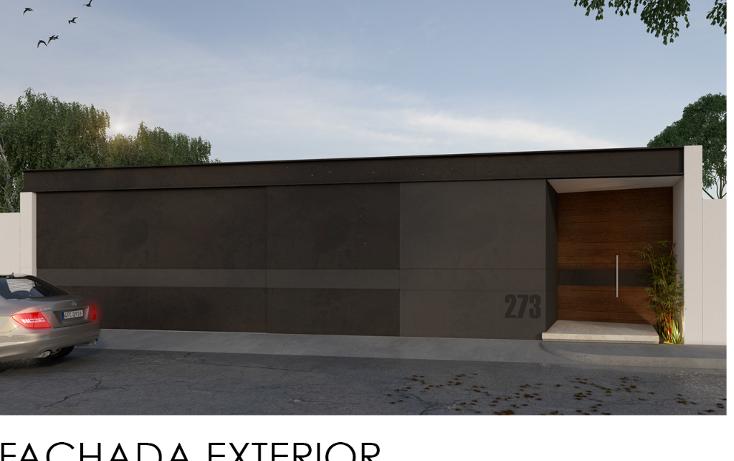 Foto de casa en venta en  , santa gertrudis copo, mérida, yucatán, 1503047 No. 01