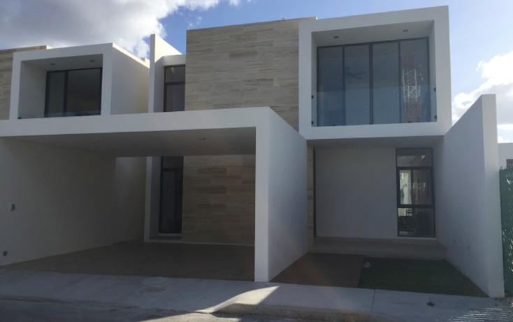 Foto de casa en venta en  , santa gertrudis copo, mérida, yucatán, 1503089 No. 01