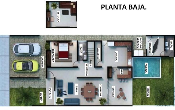 Foto de casa en venta en  , santa gertrudis copo, mérida, yucatán, 1503089 No. 02