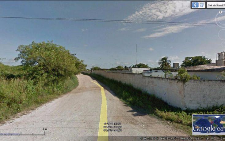 Foto de terreno comercial en venta en, santa gertrudis copo, mérida, yucatán, 1516250 no 01