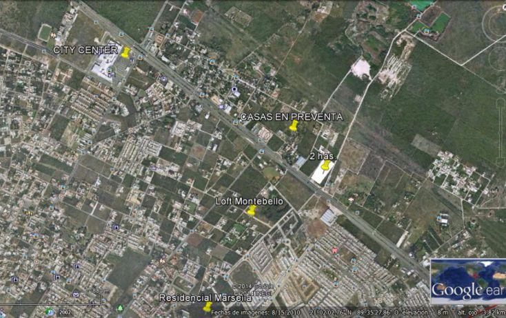 Foto de terreno comercial en venta en, santa gertrudis copo, mérida, yucatán, 1516250 no 02