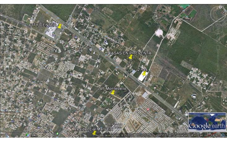 Foto de terreno comercial en venta en  , santa gertrudis copo, m?rida, yucat?n, 1516250 No. 02
