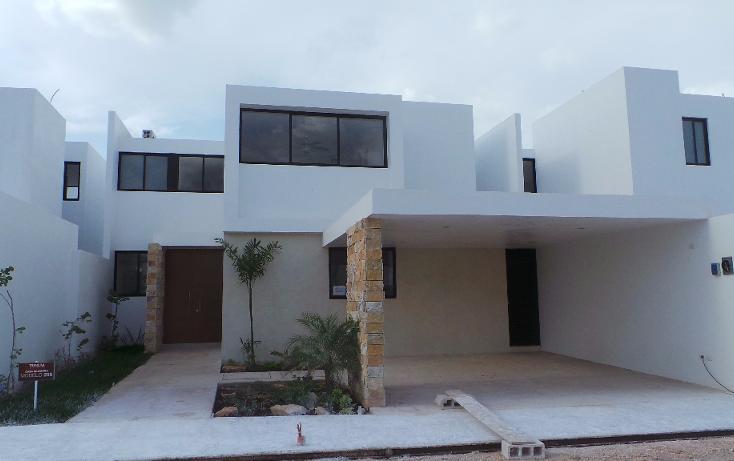Foto de casa en venta en  , santa gertrudis copo, mérida, yucatán, 1526599 No. 01