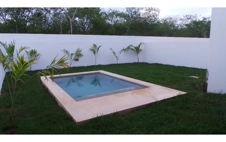Foto de casa en venta en  , santa gertrudis copo, mérida, yucatán, 1526599 No. 09