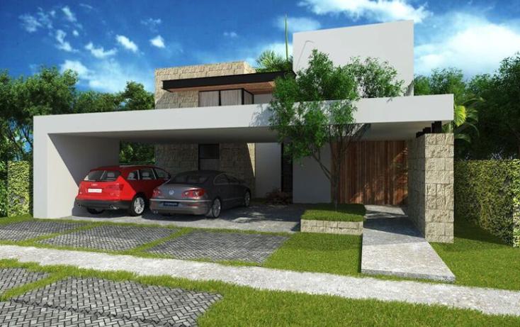 Foto de casa en venta en  , santa gertrudis copo, mérida, yucatán, 1544739 No. 01