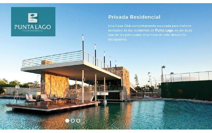 Foto de terreno habitacional en venta en  , santa gertrudis copo, mérida, yucatán, 1547980 No. 01