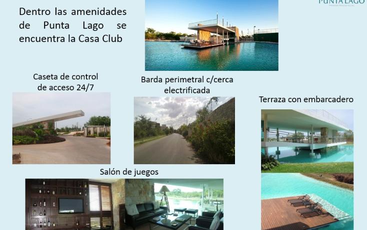 Foto de terreno habitacional en venta en  , santa gertrudis copo, mérida, yucatán, 1547980 No. 04