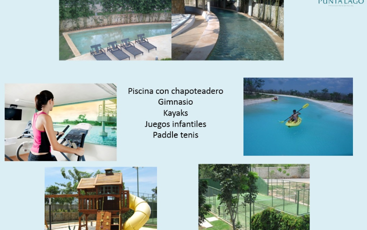 Foto de terreno habitacional en venta en  , santa gertrudis copo, mérida, yucatán, 1547980 No. 05
