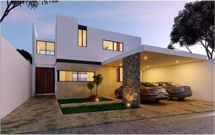 Foto de casa en venta en  , santa gertrudis copo, mérida, yucatán, 1548862 No. 01