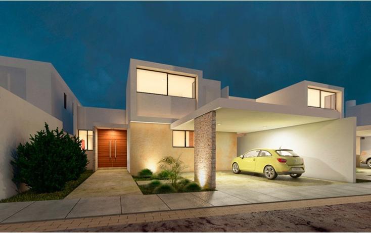Foto de casa en venta en  , santa gertrudis copo, mérida, yucatán, 1550466 No. 01