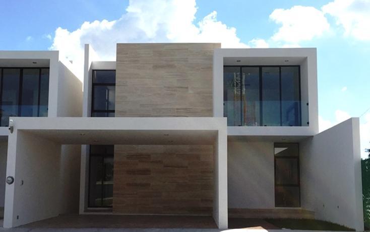 Foto de casa en venta en  , santa gertrudis copo, mérida, yucatán, 1556686 No. 01