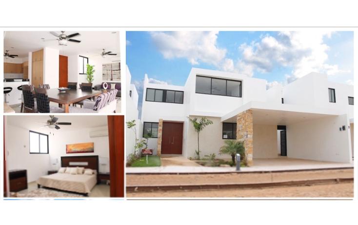 Foto de casa en venta en  , santa gertrudis copo, mérida, yucatán, 1597582 No. 02
