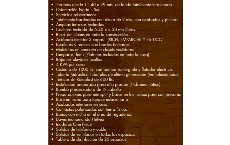 Foto de casa en venta en  , santa gertrudis copo, mérida, yucatán, 1597582 No. 04