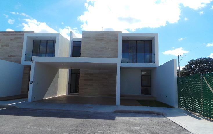Foto de casa en venta en  , santa gertrudis copo, mérida, yucatán, 1606692 No. 01