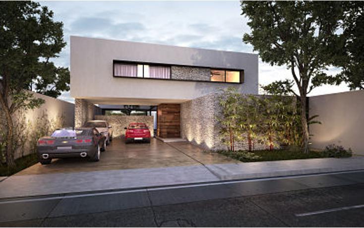 Foto de casa en venta en  , santa gertrudis copo, mérida, yucatán, 1615082 No. 01