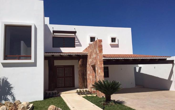 Foto de casa en venta en  , santa gertrudis copo, mérida, yucatán, 1665342 No. 01