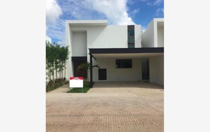 Foto de casa en venta en  , santa gertrudis copo, m?rida, yucat?n, 1730754 No. 01